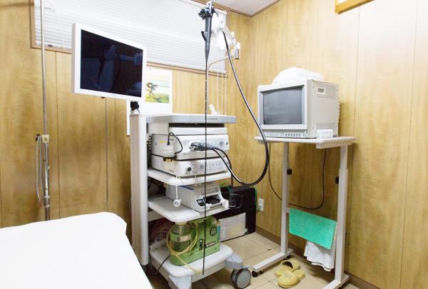 鼻からできる胃の内視鏡検査(胃カメラ)